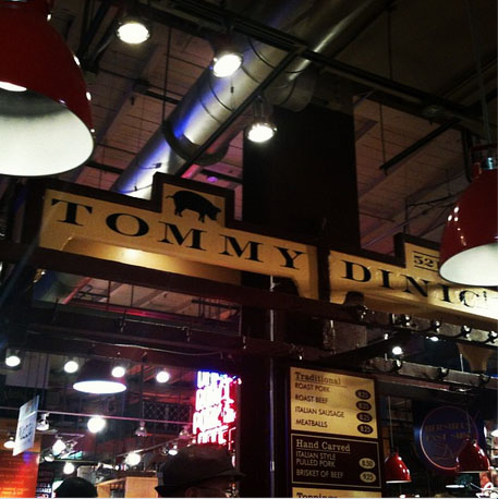 tommy dinics